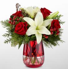 The Festive Holiday™ Bouquet by Vera Wang