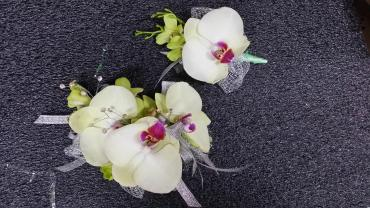 Corsage and Boutonnieres combo 2