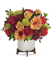 Mid Mod Brights bouquet - TF