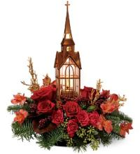 The Williamsburg® Christmas Chapel by Teleflora