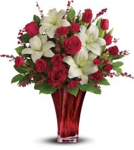 Love Passion Bouquet