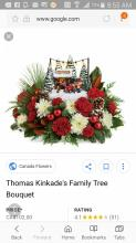 Thomas Kinkade\'s Family Tree