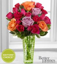 The Sun Sweetness™ Rose Bouquet by Better Homes and Garden